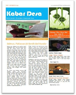 Download E-Bulletin Kabar Desa