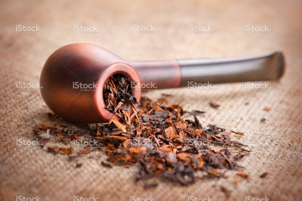 stock-photo-18837548-smoking-pipe-and-tobacco